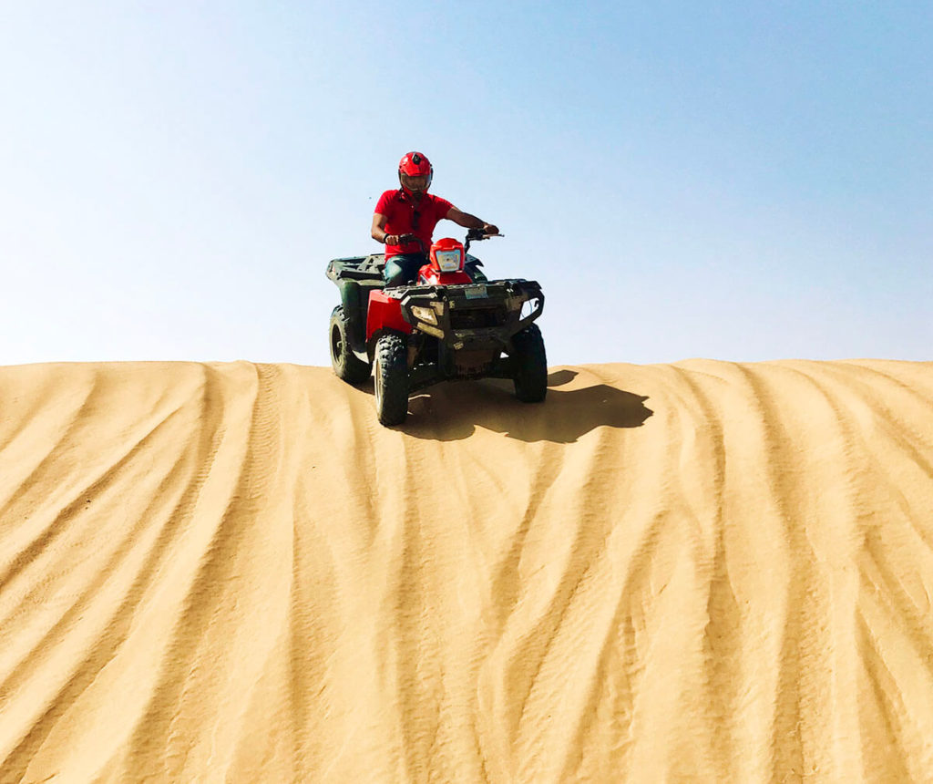 Quad Biking Adventure Activities
